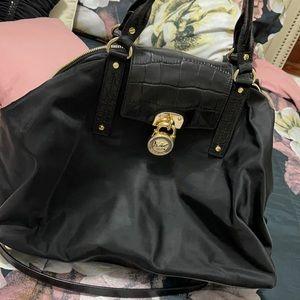 MK weekender duffel bag